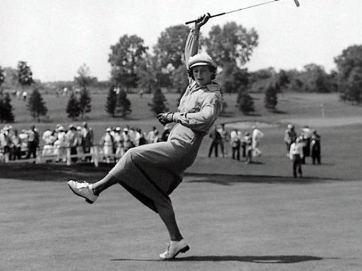 Golf's Great Firsts
