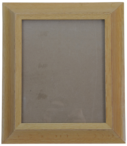 A007-OAK – Picture Frame – Oak Wood