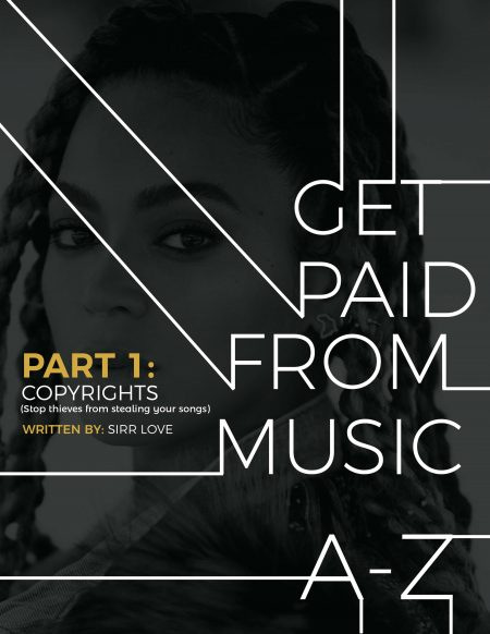 Get Paid From Music A-Z Part 1: Copyrights [Stop thieves from stealing your songs]